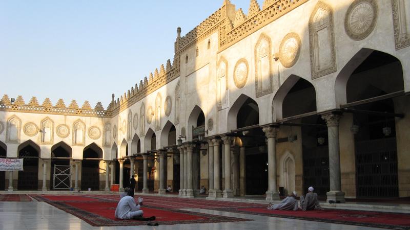 Mesquita de Al Azhar, Cairo