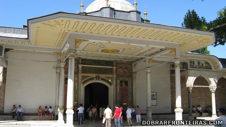 Palácio de Topkapi, Istambul, Turquia