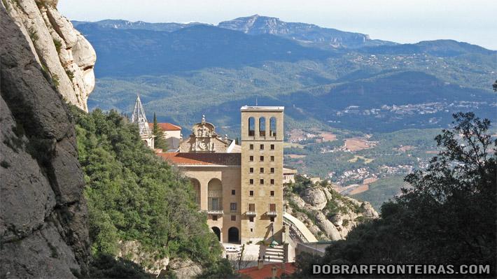 Mosteiro de Montserrat, Catalunha