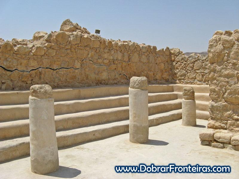Ruínas de Massada, Israel