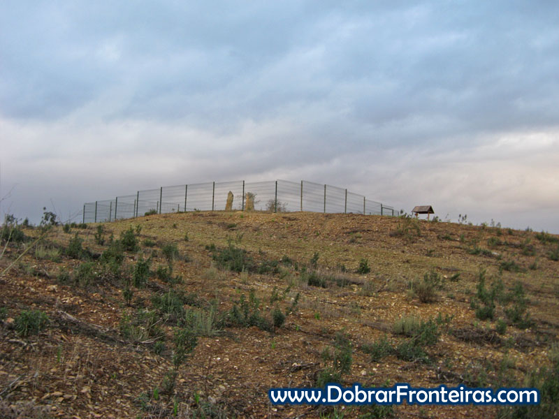 Menires do Lavajo - monumentos megalíticos no Alentejo