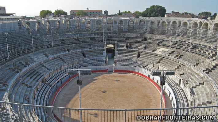 Arena romana de Arles