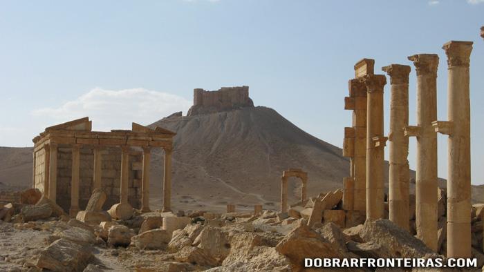 Castelo de Palmira, Síria