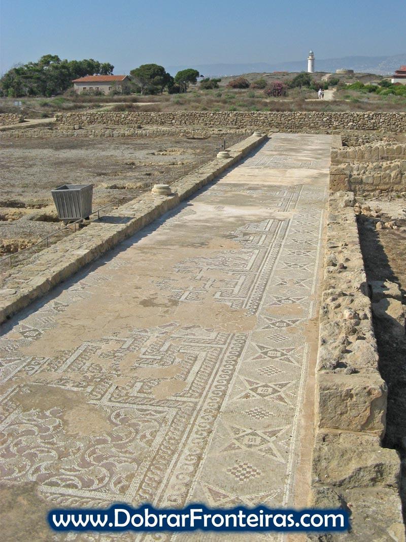 Parque Arqueológico de Paphos