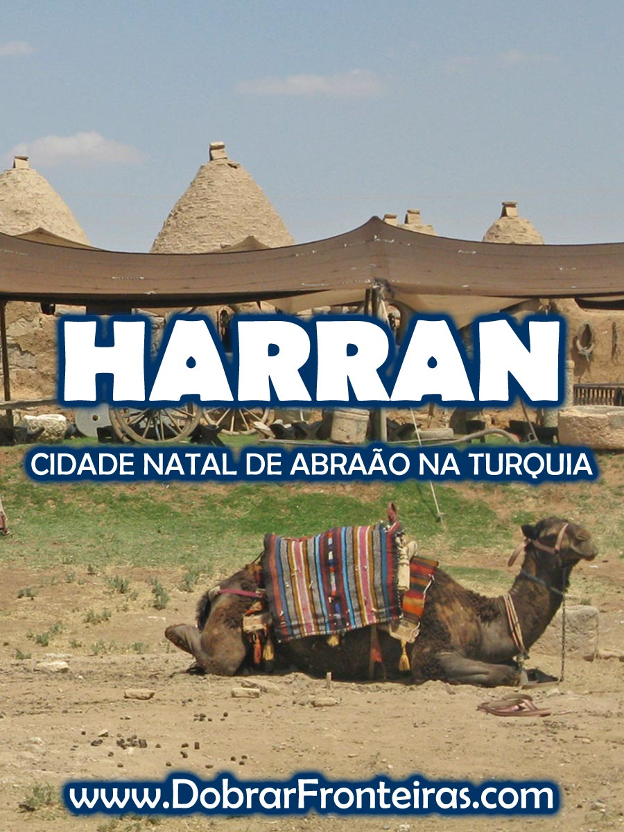 Harran: cidade natal do profeta Abraão