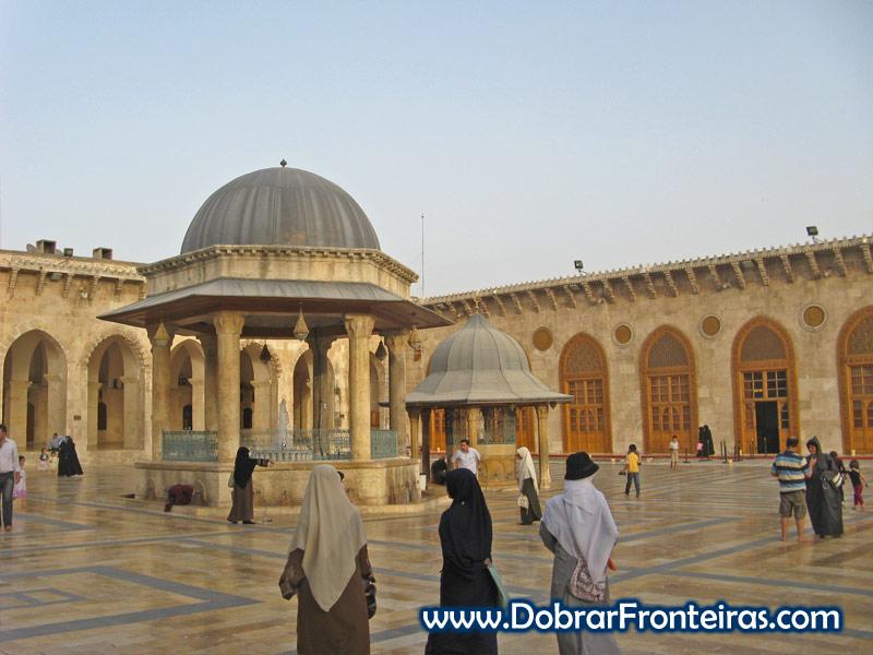 Grande mesquita de Aleppo