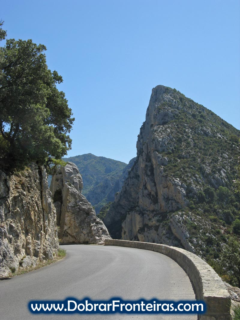 estrada gorges verdon