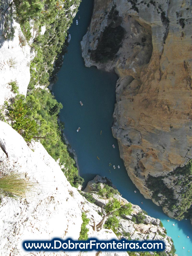 rio gorges verdon