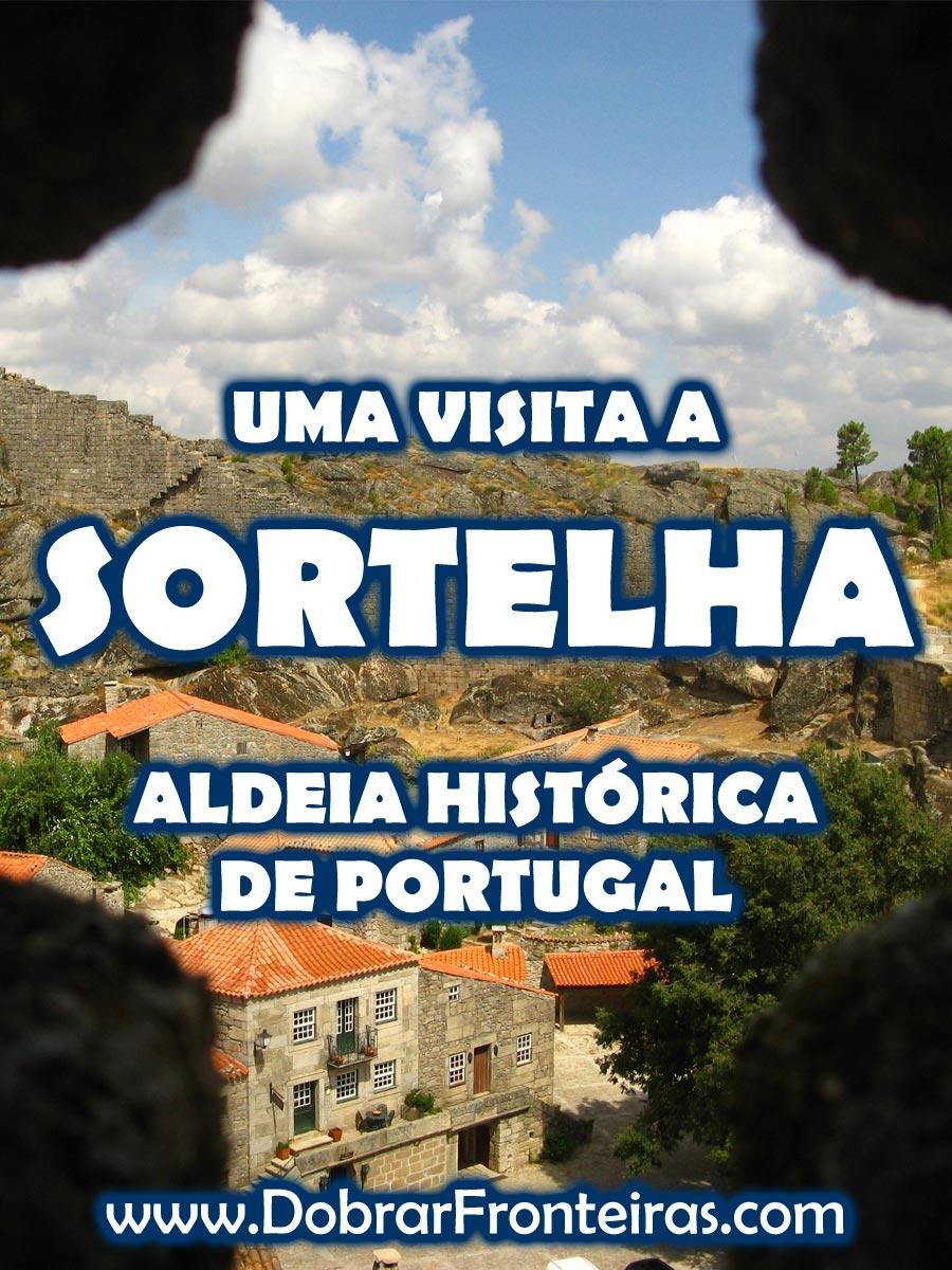 Aldeia Historica De Sortelha Portugal
