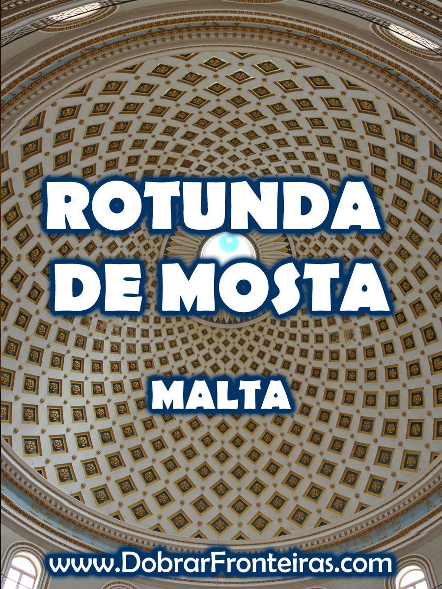 Rotunda Mosta Malta