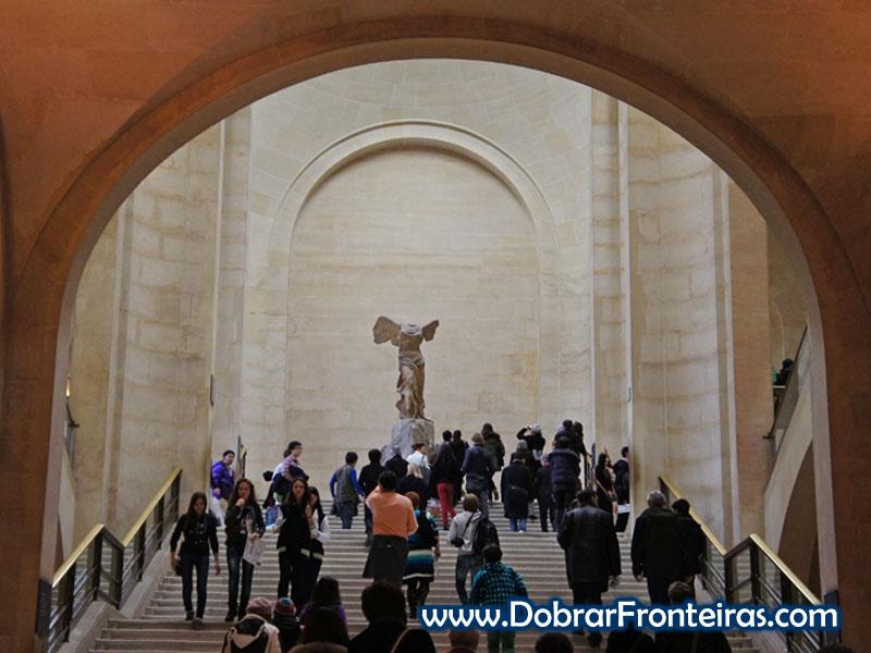 Vitória de Samotrácia - Louvre