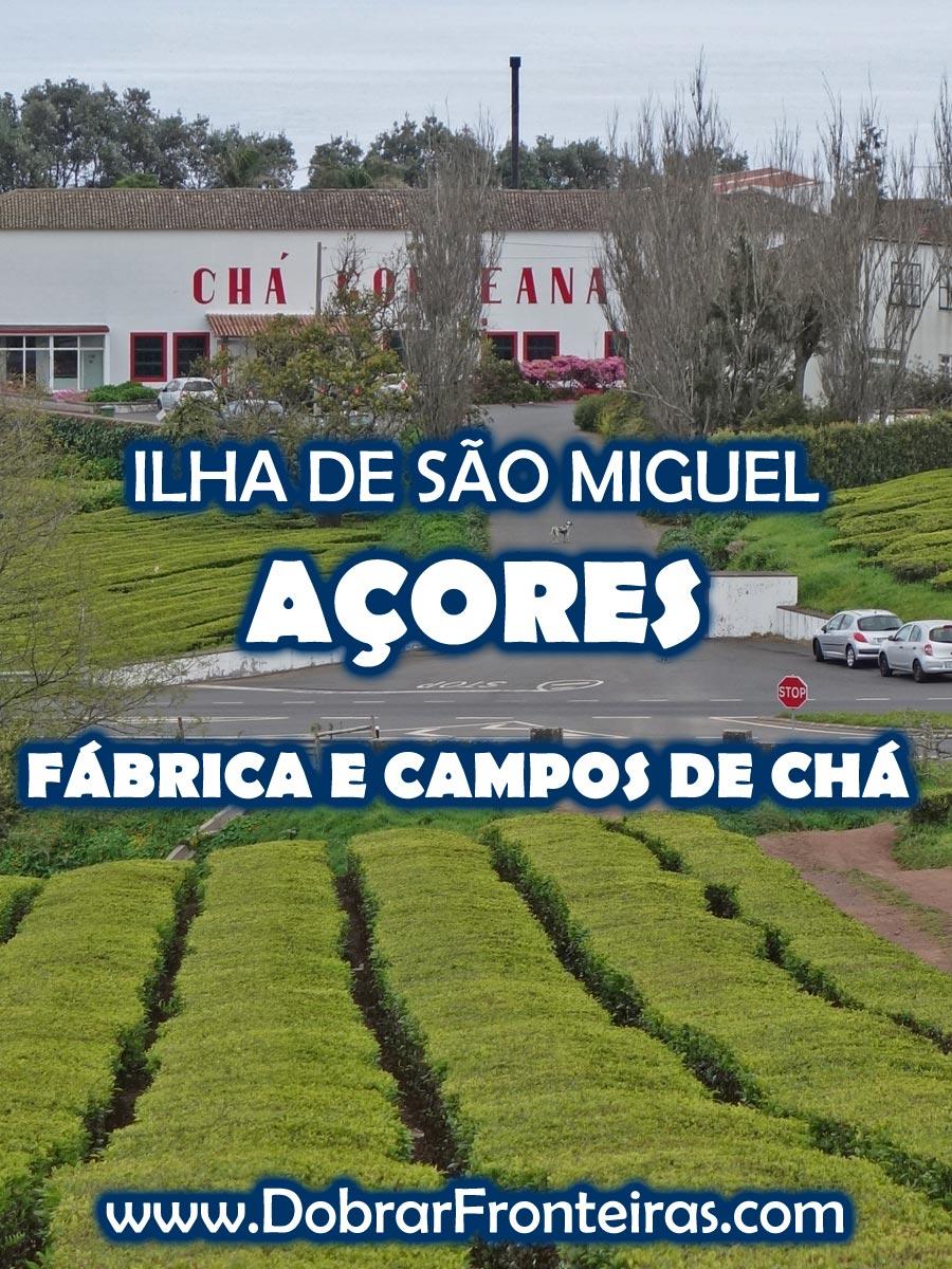 Fábrica e Campos de Chá da Gorreana, Açores