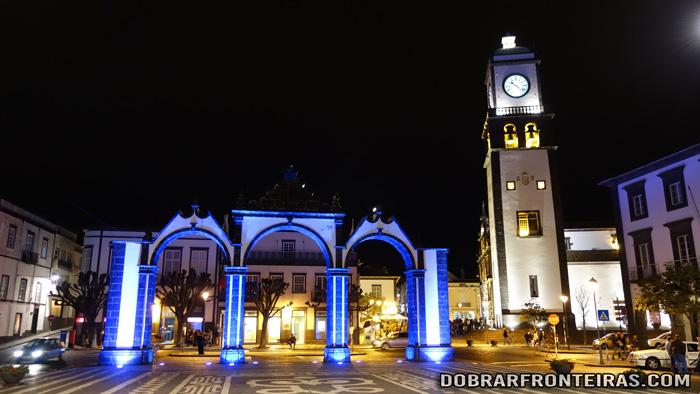 Portas da Cidade em Ponta Delgada, Açores