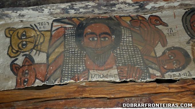 igreja de Pedro e Paulo, Tigray, Etiópia