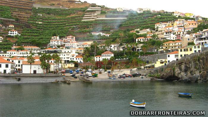 Baía de Câmara de Lobos, Ilha da Madeira