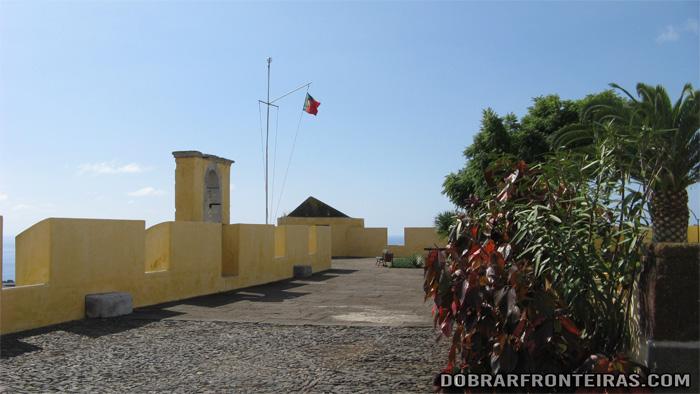 Forte do Pico, Funchal