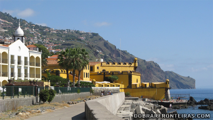 Forte de São Tiago, Funchal