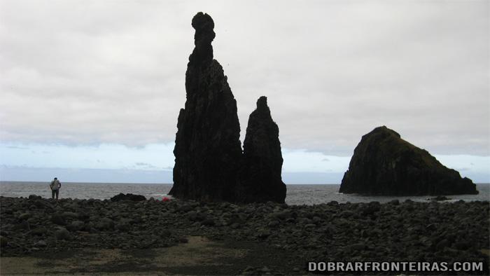 Ilhéu na Ribeira da Janela, Ilha da Madeira