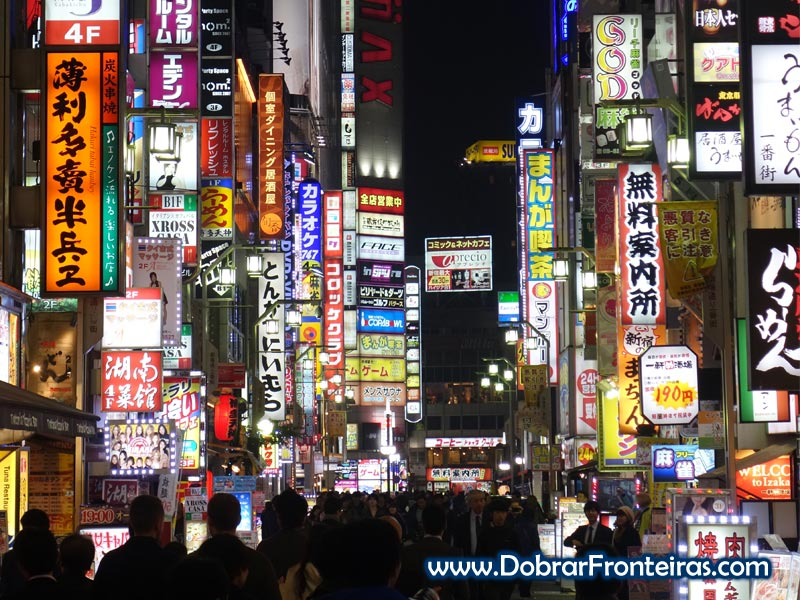 Kabukicho, Shinjuku, Tóquio
