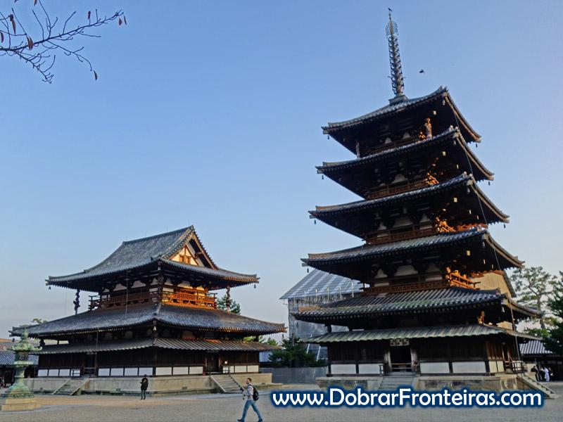 Templos Horyu-ji