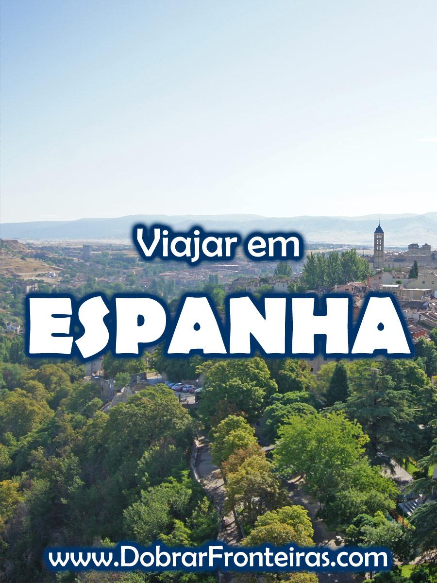 viajar em espanha