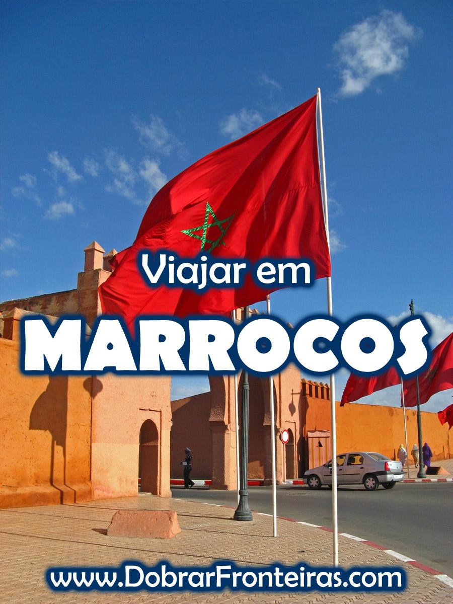 Viajar em Marrocos