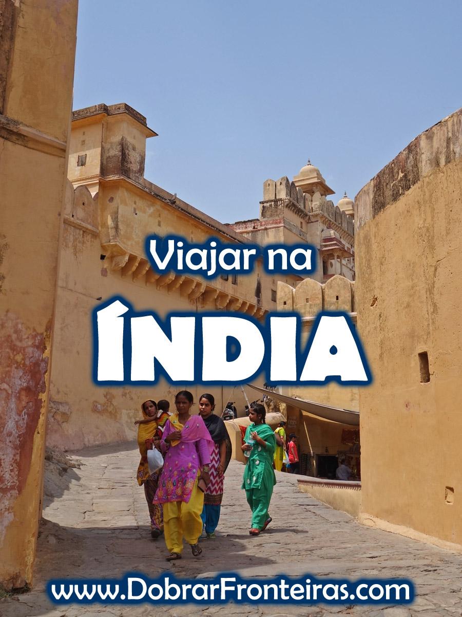 Viajar na Índia
