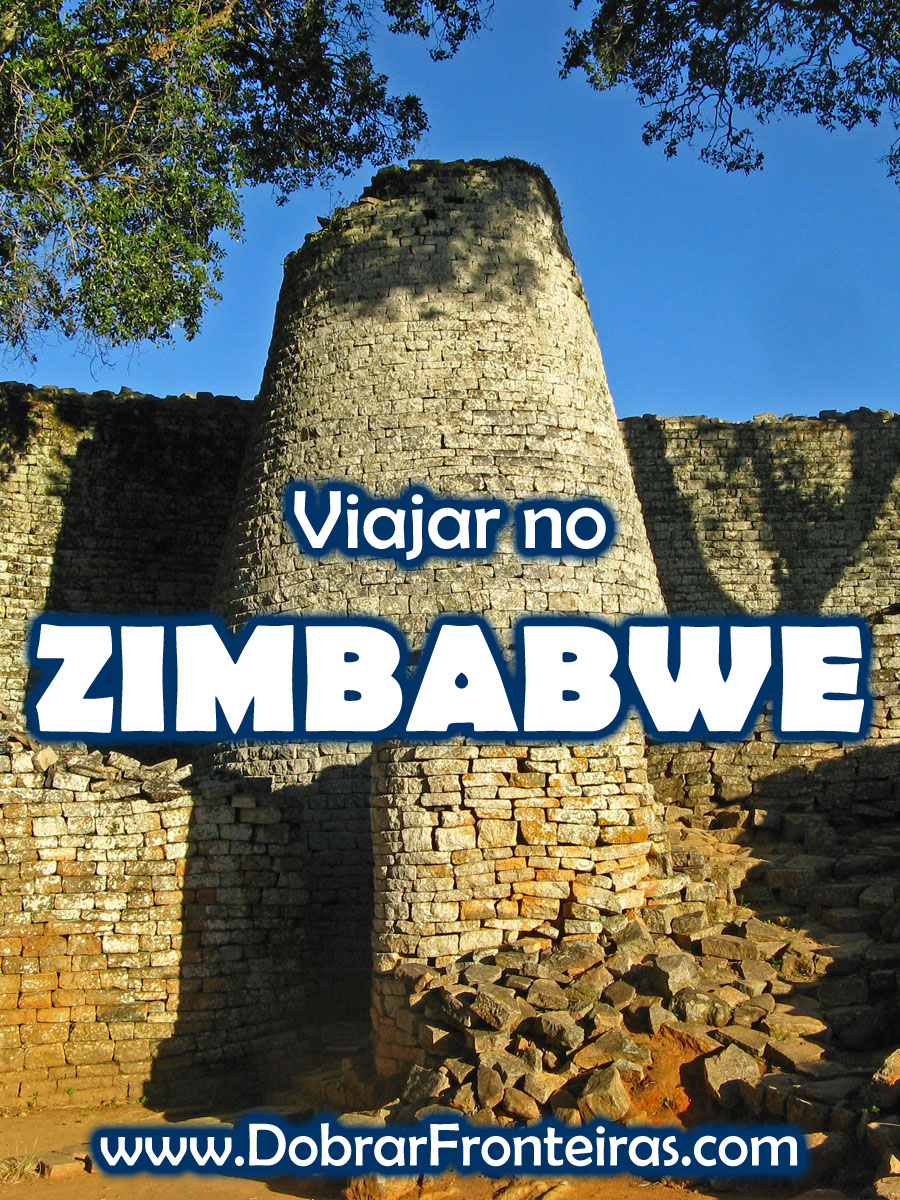 Viajar no zimbabwe