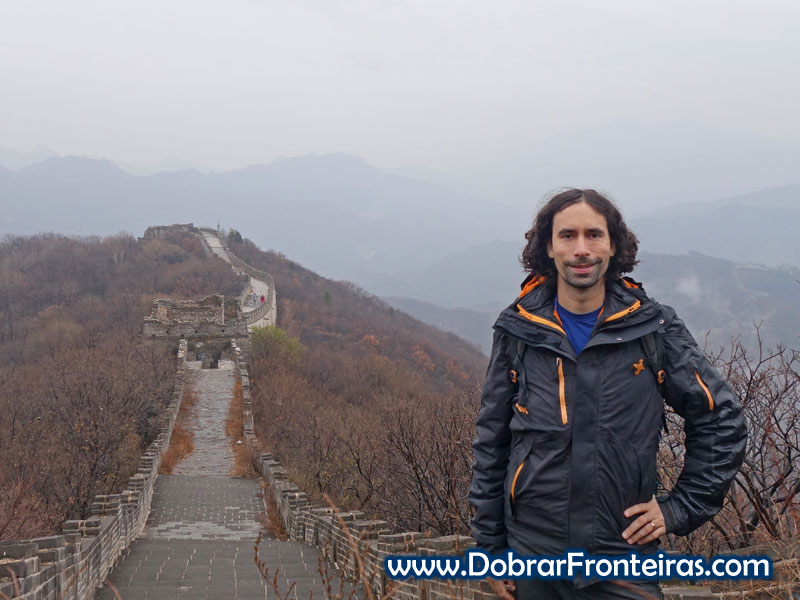 autor muralha china