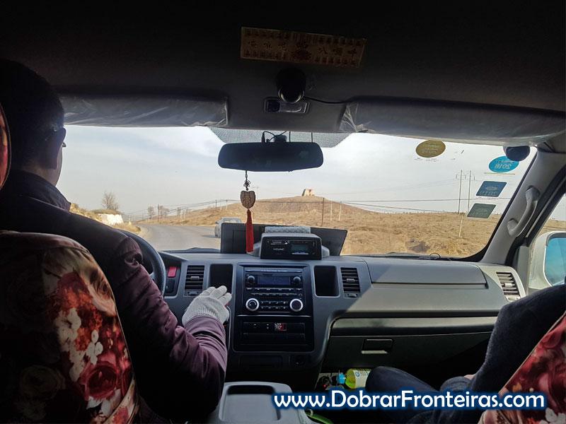 Deshengbao datong minibus