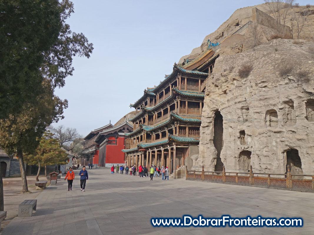 grutas Yungang Datong
