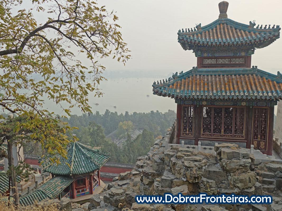 Palácio de Verão em Pequim