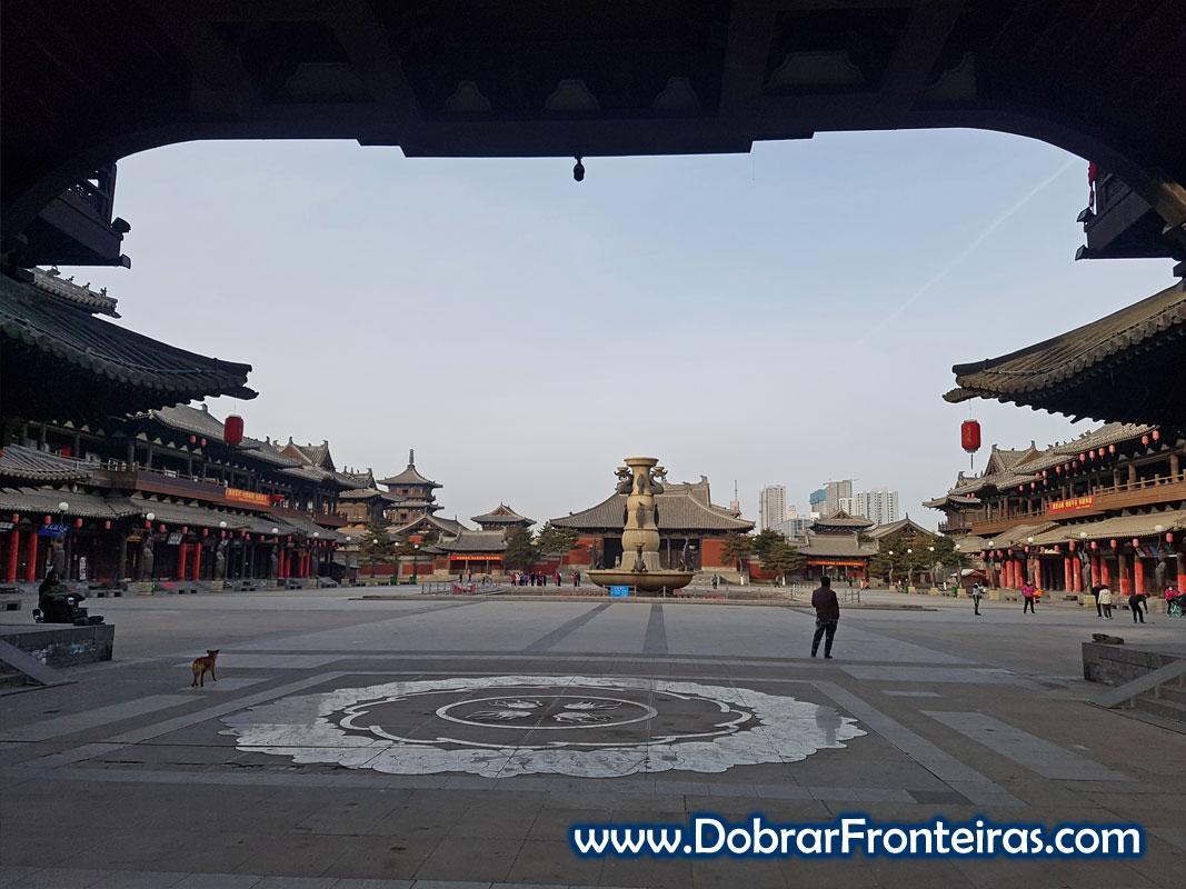 Praça Datong China