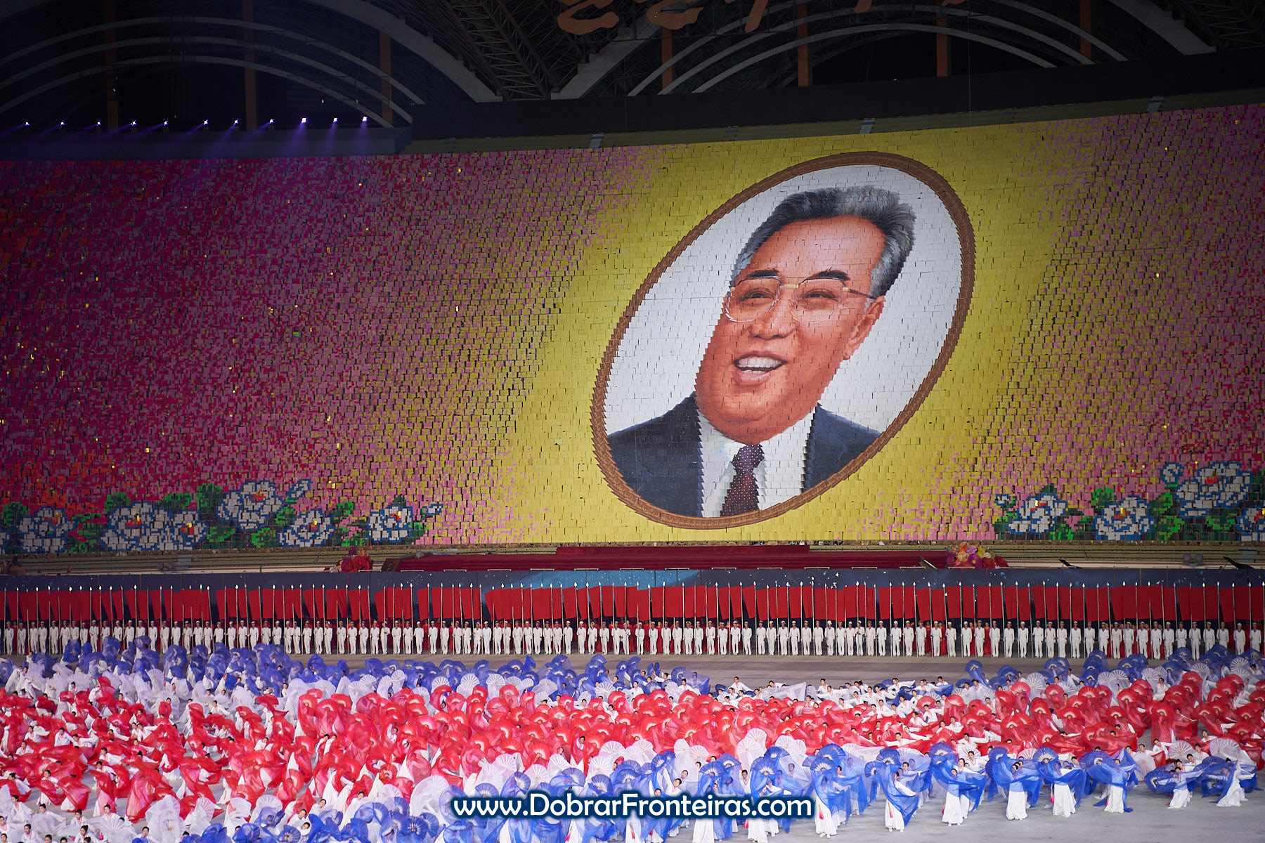 Imagem de Kim Il Sung Mass Games