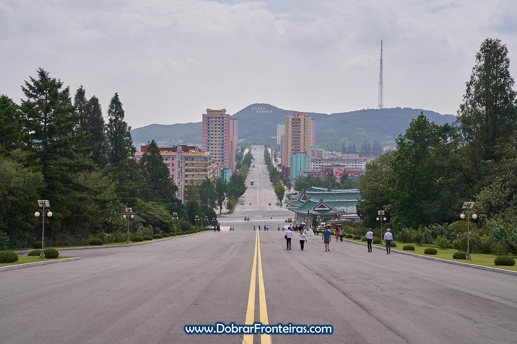 Rua de Kaesong