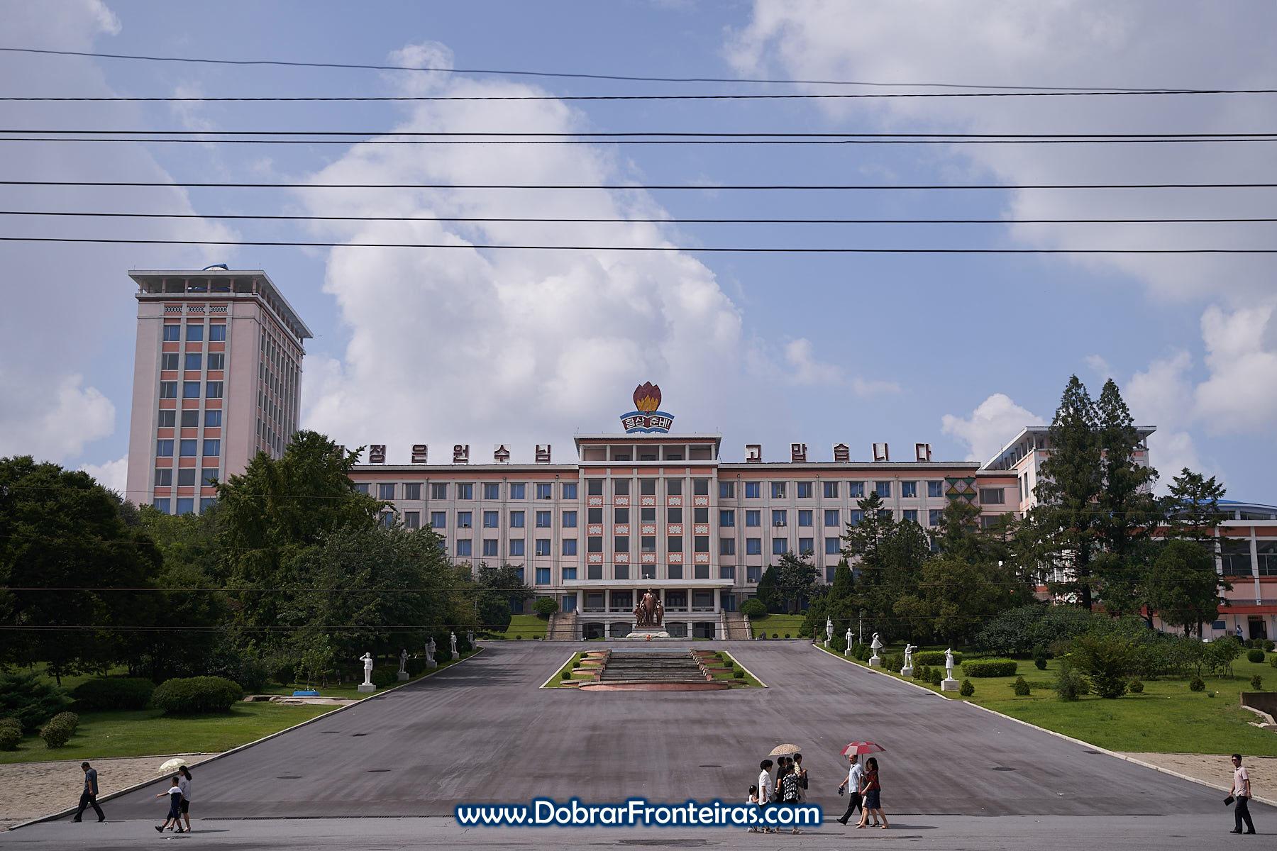 Rua de Pyongyang