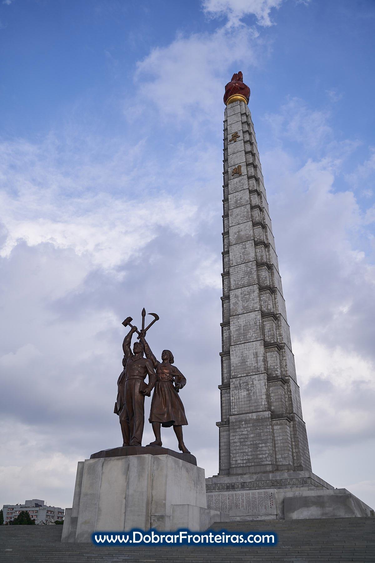Torre da Ideologia Juche