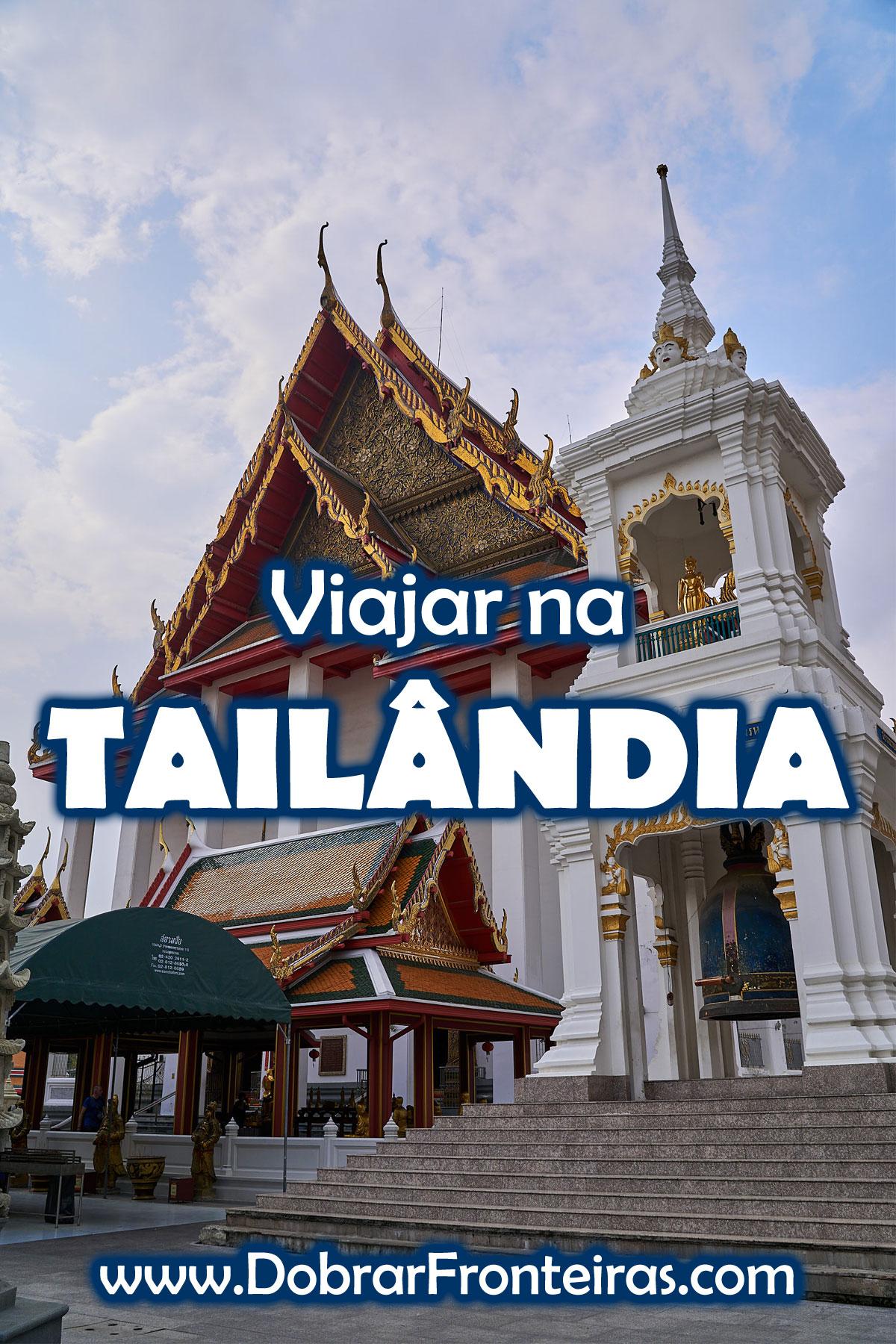 Viajar na Tailandia