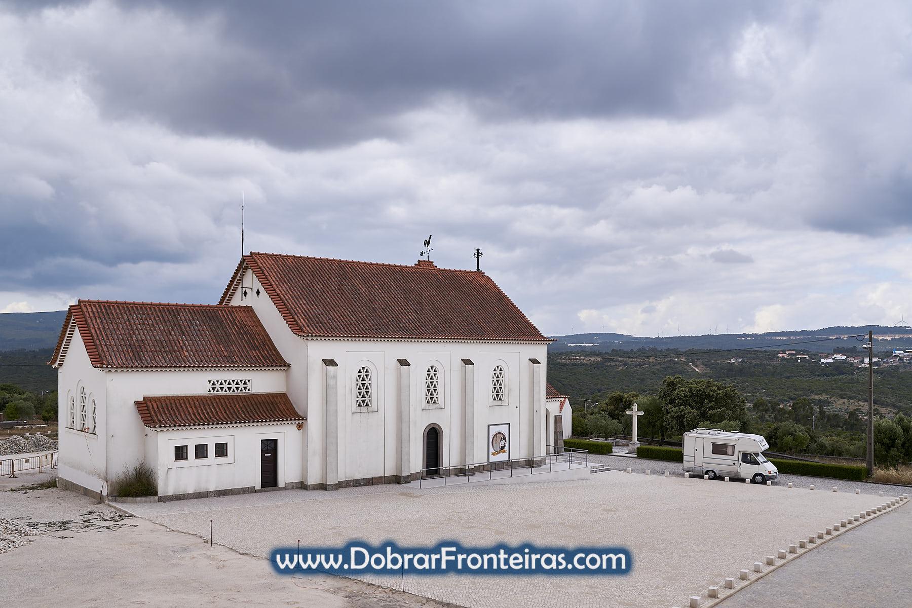 Santuário da Senhora da Ortiga em Fátima