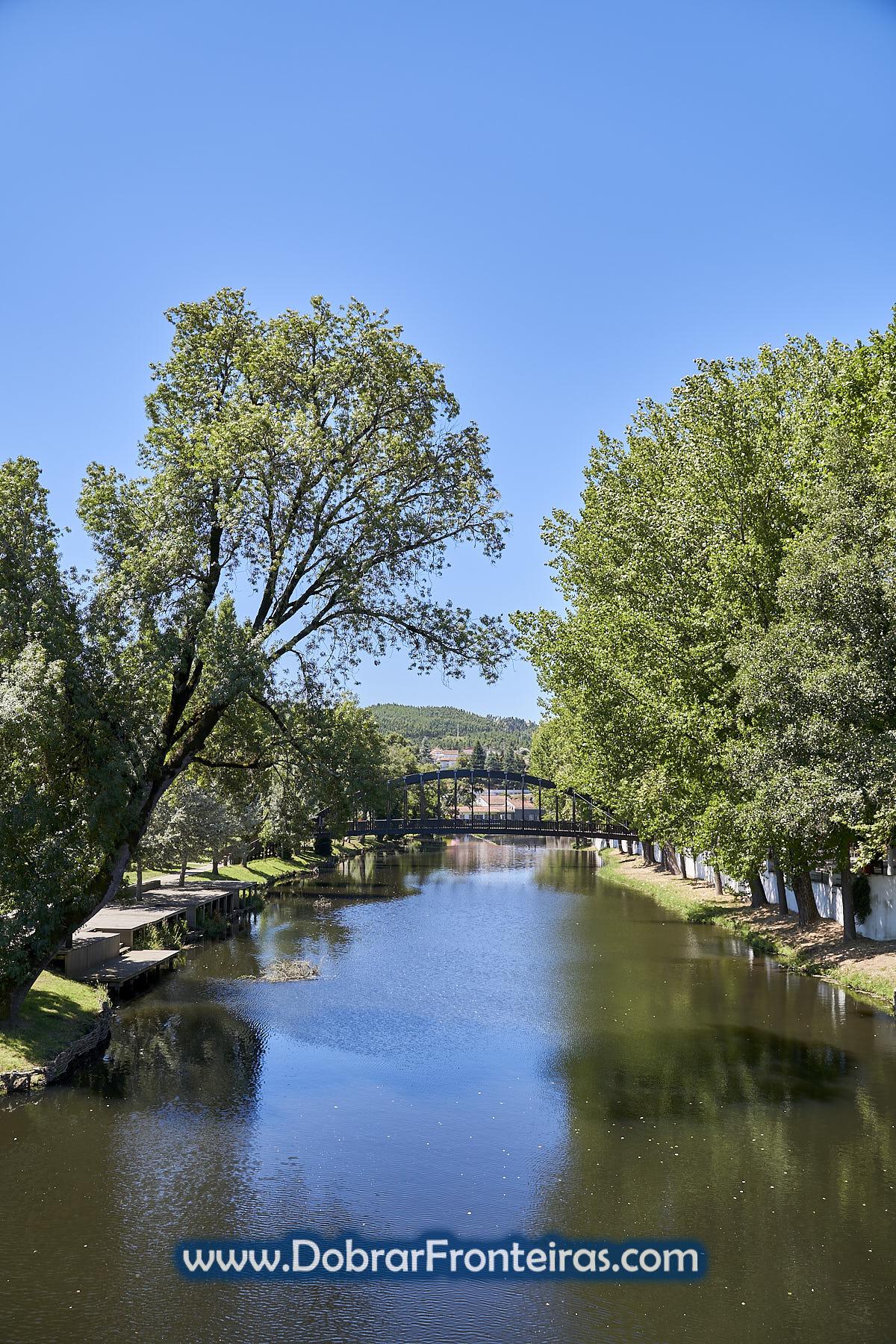 Ponte sobre a Ribeira da Sertã