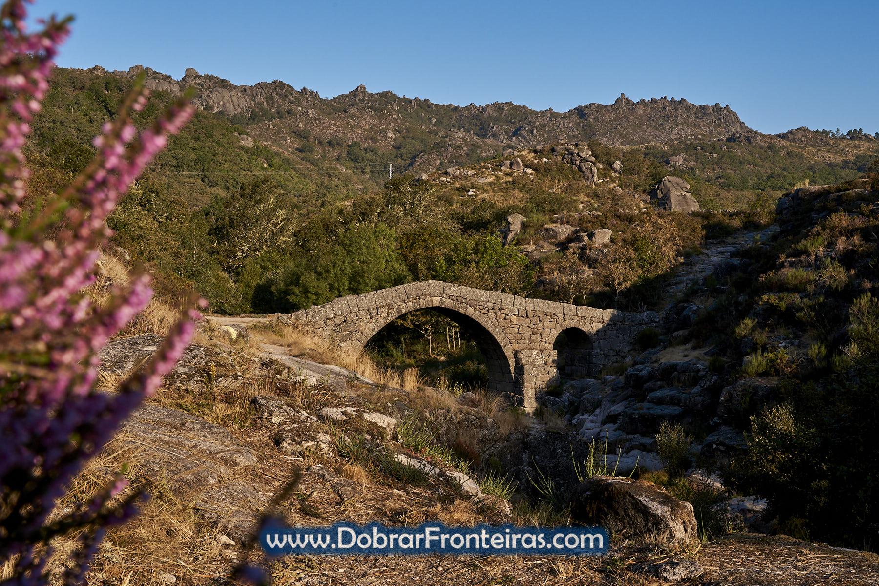 Ponte romana da Cava da Velha em Castro Laboreiro