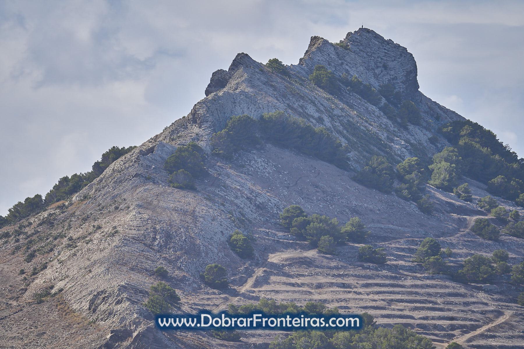 Pico Ana Ferreira no Porto Santo