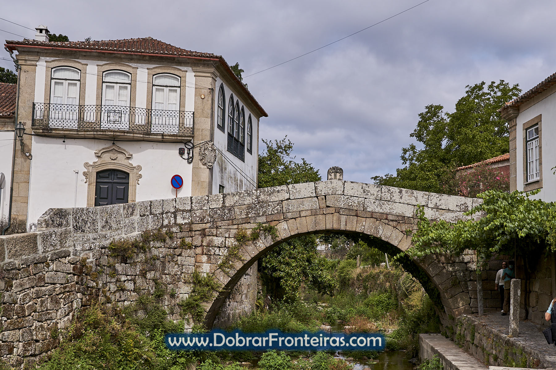ponte romana de Vouzela