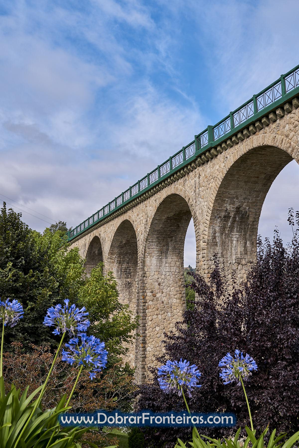 Ponte ferroviária linha do Vouga